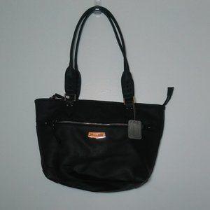Rosetti BlRosettiack handbag